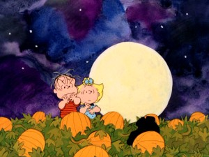 After a night of anxious waiting in the pumpkin patch, Linus and Sally are startled to see what they think is the one and only Great Pumpkin.