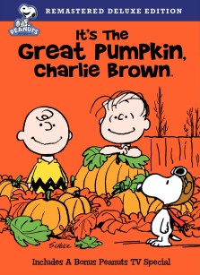 Buy It's the Great Pumpkin, Charlie Brown: Remastered Deluxe Edition DVD from Amazon.com