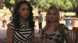 Ashleigh (Amber Stevens) and Casey (Spencer Grammer) are stunned when they realize they're both after the same guy, otherwise known as the Hotness Monster.