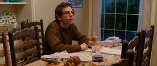 Roger Greenberg (Ben Stiller) drafts another dissatisfied customer letter, evidently his favorite pastime.
