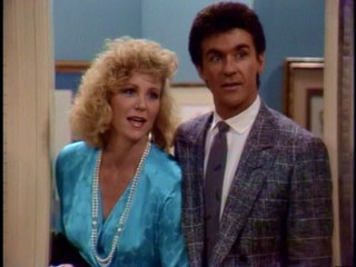 Seaver parents Maggie (Joanna Kerns) and Jason (Alan Thicke) come home from a night out in a good mood that no hijinks from their kids can erase.