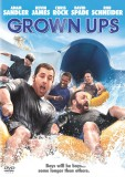 Grown Ups DVD cover art - click to buy DVD from Amazon.com