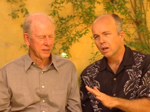 "Despite their smaller contributions to ""Grand Theft Auto"", Rance Howard and Ron Howard are the two Howards who appear on camera for the new featurette ""A Family Affair."""