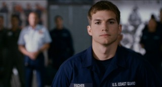 Ashton Kutcher tries to shed his airheaded pretty boy image as Jake Fischer, a cocky high school swimming champ who is among the Coast Guard recruits.