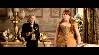 A marital discord subplot for King Theodore (Billy Connolly) and Queen Isabelle (Catherine Tate) ended up on the cutting room floor.