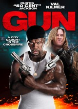 Gun (2011) DVD cover art - click to buy DVD from Amazon.com