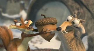 Scratte and Scrat soon discover they share a common interest, one that may lead to other, steamier ones.