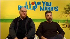 "Writers/directors John Requa and Glenn Ficarra talk about ""The Making of 'I Love You Phillip Morris."""