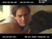 Jim Carrey gets a couple of more chances to be dramatic and intimate in the deleted scenes reel.
