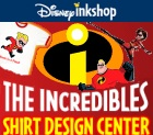 Customize Disney apparel in Zazzle's Disney Ink Shop!