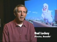 """Who is Bud Luckey?"" answers its question. Here, the man who wrote, directed, and voiced ""Boundin'"" talks about the short."