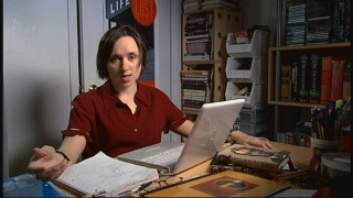 """Vowellet"" features Sarah Vowell's sarcastic thoughts on being the voice of Violet."