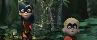 Violet and Dash learn to fend for themselves in the jungle.