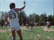 "In ""Becoming Invincible"", the real Vince Papale is seen trying out for the Eagles in the mid-1970s."