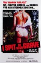 I Spit on Your Grave (1978) movie poster