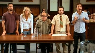 In court, the gang explains their efforts to see a Phillies' World Series game and how they excuse the substantial resultant parking tickets.