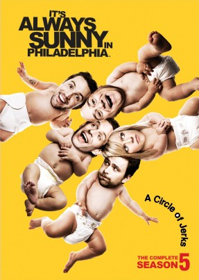 It's Always Sunny in Philadelphia: The Complete Season 5 DVD cover art - click to buy from Amazon.com