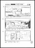 A gallery of storyboards shows us how action sequences were planned.