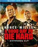 A Good Day to Die Hard: Blu-ray + DVD + Digital Copy combo pack cover art -- click to buy from Amazon.com