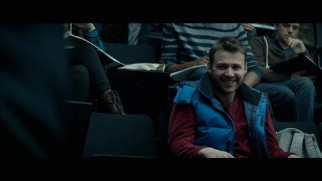 Dexter (Emory Cohen), an underachieving tennis-playing student who becomes an accomplice to Jim, is introduced in this deleted scene.