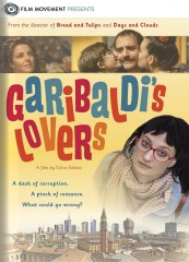 Garibaldi's Lovers DVD cover art -- click to buy from Amazon.com