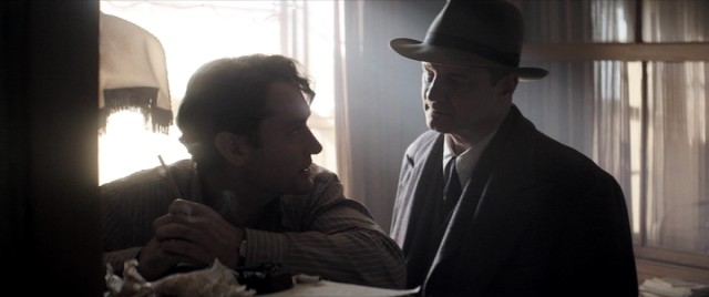 New York editor Max Perkins (Colin Firth) gets on Thomas Wolfe (Jude Law) to finish his epic novels.