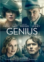 Genius: DVD + Digital cover art -- click to buy from Amazon.com