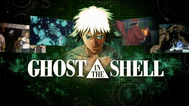 Ghost in the Shell gets the same menu for its third Anchor Bay Blu-ray release.