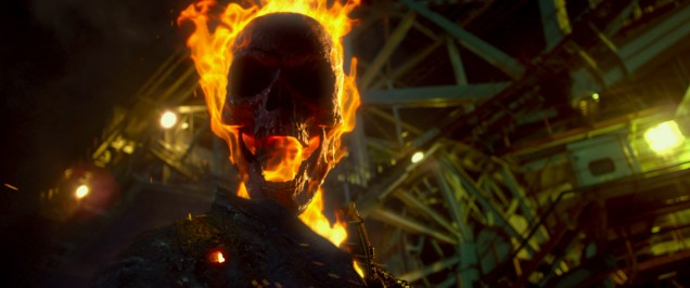 For the second time in five years, Ghost Rider is guilty of starring in a bad movie.