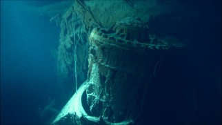 """Ghosts of the Abyss"" takes us to the final resting place of the Titanic."