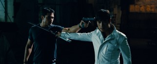 Flint and Storm Shadow are reluctant to join forces.