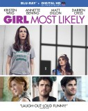Girl Most Likely: Blu-ray Disc + Digital HD UltraViolet cover art -- click to buy from Amazon.com