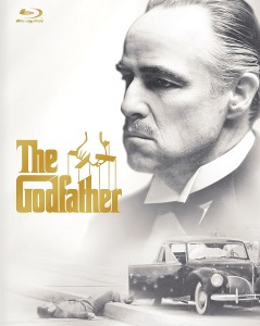 The Godfather Blu-ray cover art