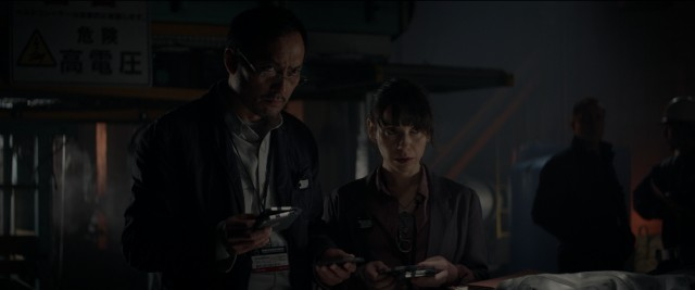 Doctors Ishiro Serizawa (Ken Watanabe) and Vivienne Graham (Sally Hawkins) provide the voice of science as learned experts.