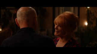 There's more of the romance between Alan Arkin and Ann-Margret's characters in the Going In Style deleted scenes reel.