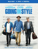 Going in Style: Blu-ray + DVD + Digital HD cover art -- click to buy from Amazon.com