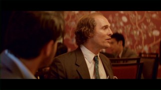 Kenny (Matthew McConaughey) ignores cultural customs at a lunch with an Indonesian minister being courted in this deleted sequence.