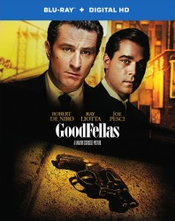 Goodfellas: 25th Anniversary Blu-ray + Digital HD cover art -- click to buy from Amazon.com