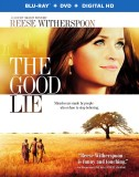 The Good Lie: Blu-ray + DVD + Digital HD combo pack cover art -- click to buy from Amazon.com