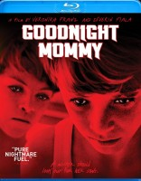 Goodnight Mommy Blu-ray Disc cover art - click to buy from Amazon.com
