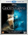 Ghosts of the Abyss Blu-ray 3D + Blu-ray + DVD
