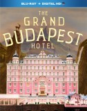 The Grand Budapest Hotel Blu-ray Disc + Digital HD cover art -- click to buy from Amazon.com