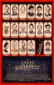 The Grand Budapest Hotel (2014) movie poster