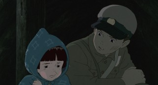 With their parents both killed, Setsuko and Seita find that starving in a bomb shelter isn't so nice.
