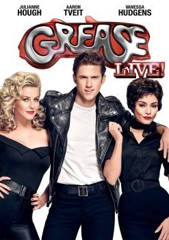 Grease Live! DVD cover art -- click to buy from Amazon.com
