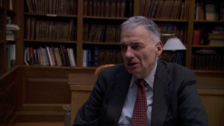We get a good bit more of Ralph Nader in the deleted scenes.