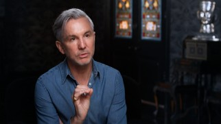"Writer/director/producer Baz Luhrmann has much to say in the bonus features, starting with ""The Greatness of 'Gatsby.'"""