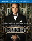 The Great Gatsby: Blu-ray + DVD + UltraViolet combo pack cover art
