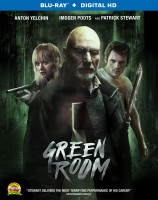 Green Room: Blu-ray + Digital HD cover art -- click to buy from Amazon.com