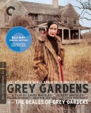 Grey Gardens: The Criterion Collection Blu-ray Disc cover art -- click to buy from Amazon.com